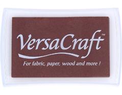 TVK-154 Tinta VERSACRAFT para textil color chocolate Versacraft
