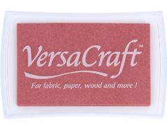 TVK-157 Tinta VERSACRAFT para textil color rosa ceniza Versacraft
