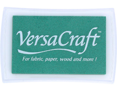 TVK-160 Tinta VERSACRAFT para textil color celadon Versacraft