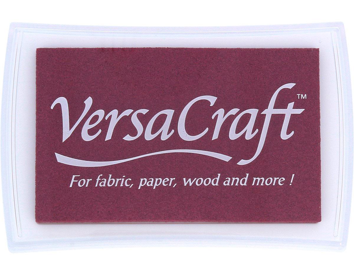 TVK-161 Tinta VERSACRAFT para textil color bermellon Versacraft