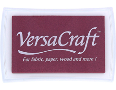 TVK-161 Tinta VERSACRAFT para textil color bermellon Versacraft