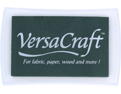 TVK-163 Tinta VERSACRAFT para textil color bosque Versacraft