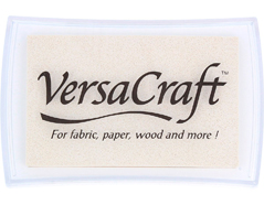 TVK-180 Tinta VERSACRAFT para textil color blanco Versacraft