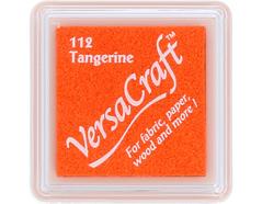 TVKS-112 Tinta VERSACRAFT para textil color tangerina Versacraft