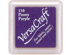 TVKS-116 Tinta VERSACRAFT para textil color morado peonia Versacraft