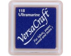 TVKS-118 Tinta VERSACRAFT para textil color azul ultramarino Versacraft