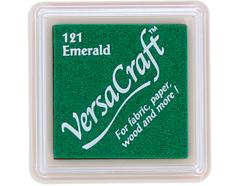 TVKS-121 Tinta VERSACRAFT para textil color esmeralda Versacraft