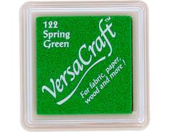 TVKS-122 Tinta VERSACRAFT para textil color verde primavera Versacraft