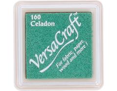 TVKS-160 Tinta VERSACRAFT para textil color celadon Versacraft