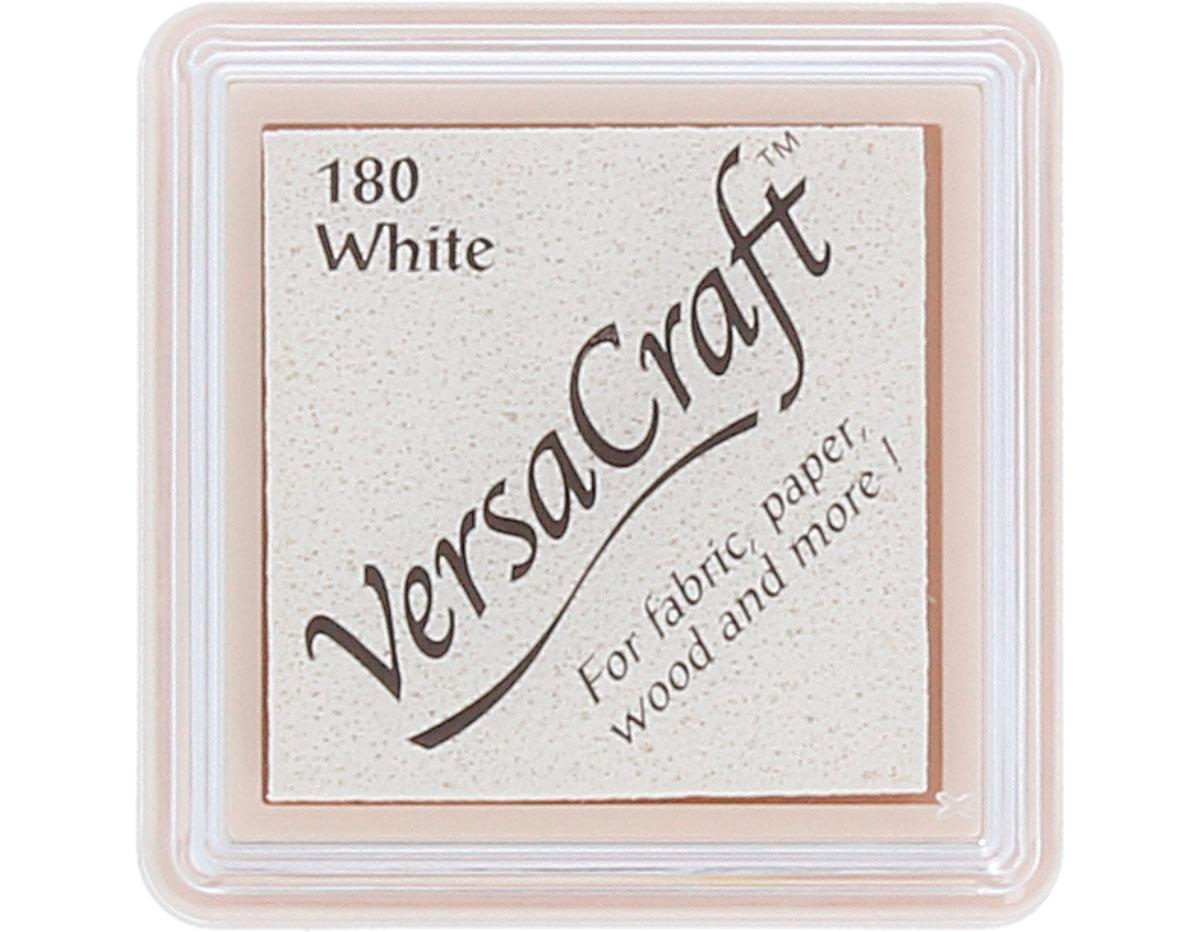 TVKS-180 Tinta VERSACRAFT para textil color blanco Versacraft