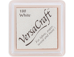 TVKS-180 Tinta VERSACRAFT para textil color blanco Versacraft
