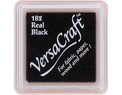 TVKS-182 Tinta VERSACRAFT para textil color negro real Versacraft