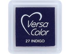 TVS-27 Tinta VERSACOLOR color indigo opaca Versacolor
