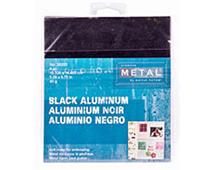 W38203 HOJA Creative metal ALUMINIO NEGRO Creative metal