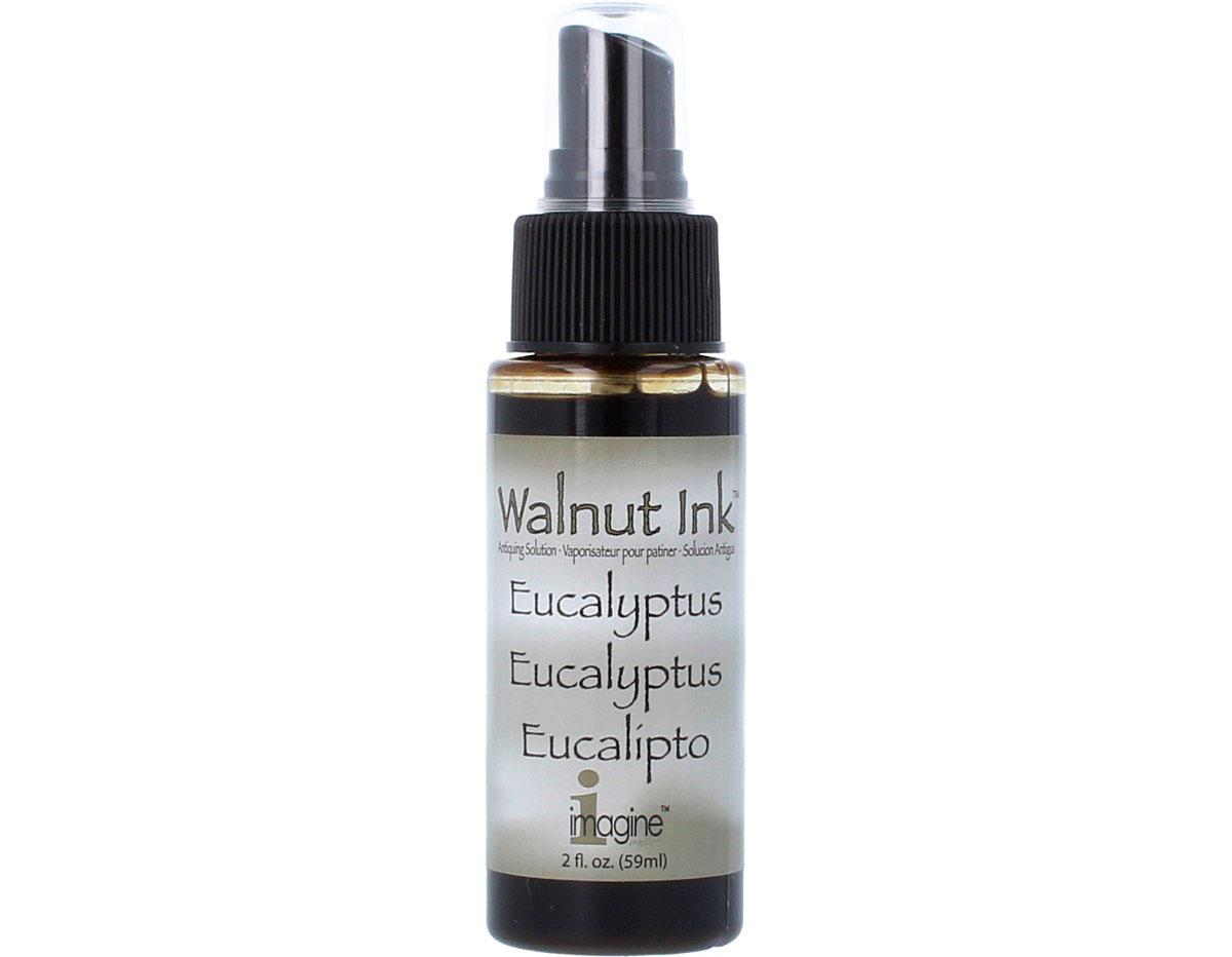 WI-000-004 Tinta color eucalitpo efecto envejecido Walnut Ink
