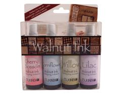 WI-200-004 Set 4 sprays de tinta efecto envejecido sampler II Walnut Ink - Ítem