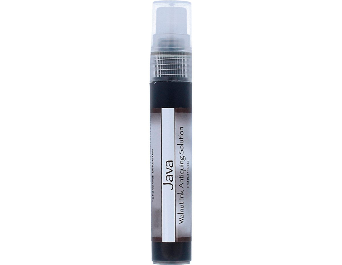 WI-SML-002 Tinta color cafe efecto envejecido Walnut Ink