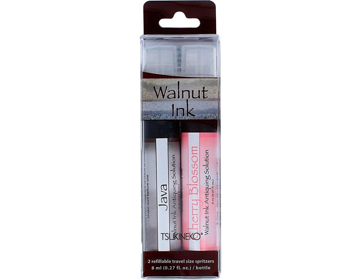 WI-SML-100 Set 2 sprays de tinta efecto envejecido cupcake Walnut Ink