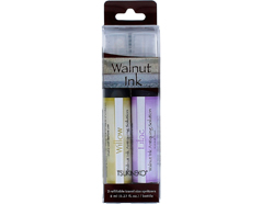 WI-SML-200 Set 2 sprays de tinta efecto envejecido patio posies Walnut Ink