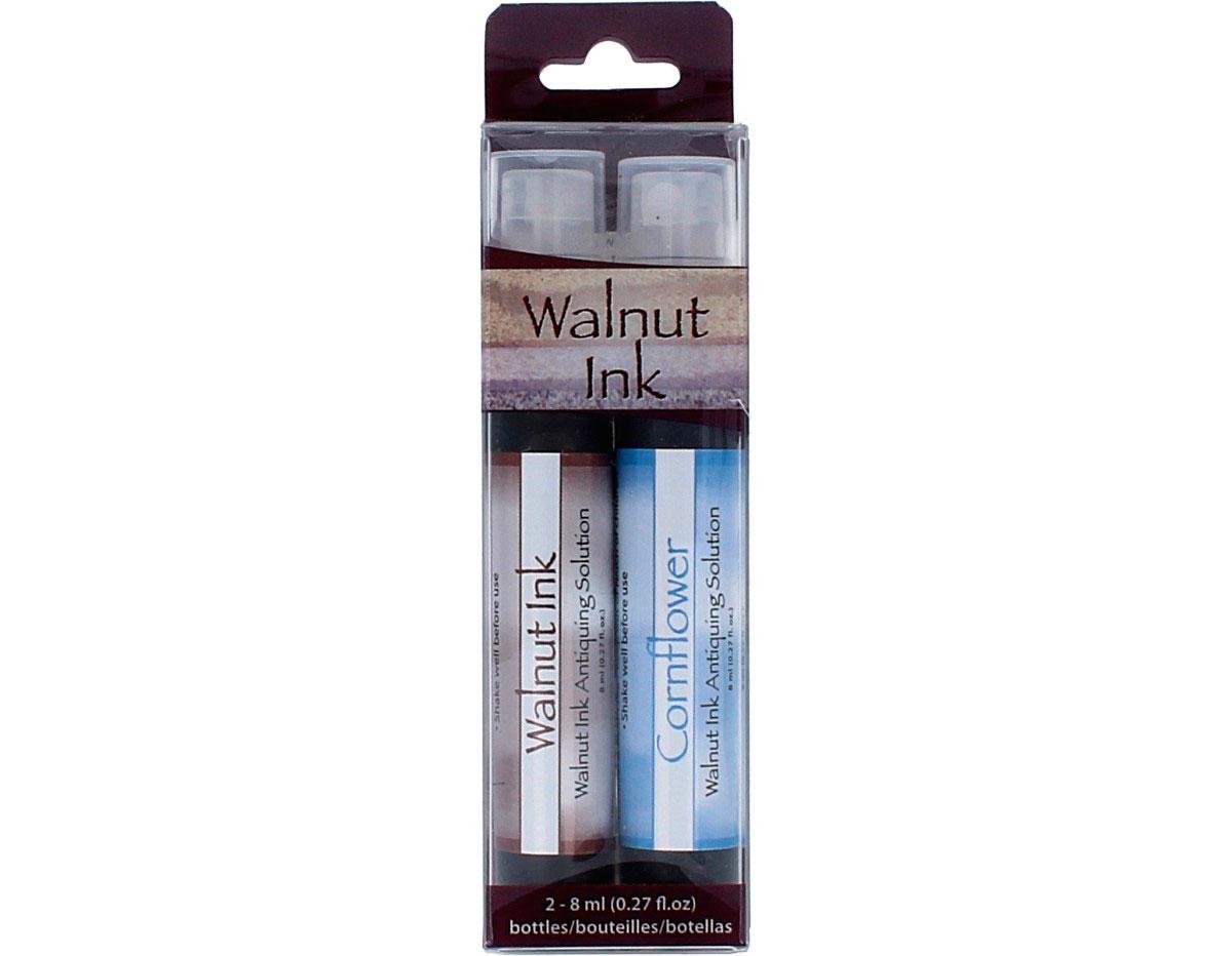 WI-SML-300 Set 2 sprays de tinta efecto envejecido surf and turf Walnut Ink