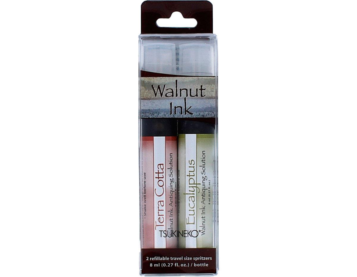 WI-SML-400 Set 2 sprays de tinta efecto envejecido off-road Walnut Ink
