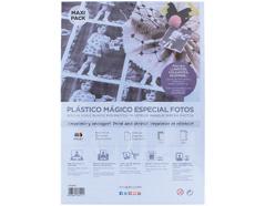 Z52201 Hojas especial fotos plastico magico INKJET Innspiro