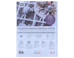 Z52202 Hojas especial fotos plastico magico INKJET Innspiro