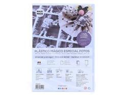 Z52203 Hojas especial fotos plastico magico INKJET Innspiro