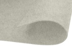 Z55401 Fieltro acrilico crudo adhesivo 20x30cm 2mm 10u Felthu - Ítem1