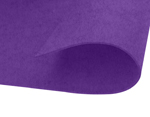 Z55412 Fieltro acrilico lila fuerte adhesivo 20x30cm 2mm 10u Felthu - Ítem1