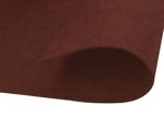 Z55421 Fieltro acrilico granate oscuro adhesivo 20x30cm 2mm 10u Innspiro - Ítem1