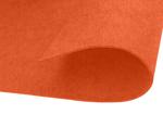Z55424 Fieltro acrilico zanahoria adhesivo 20x30cm 2mm 10u Felthu - Ítem1