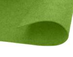 Z55443 Fieltro acrilico verde citrico adhesivo 20x30cm 2mm 10u Felthu - Ítem1