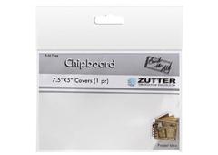 ZT2735 Cubiertas carton blanco Zutter