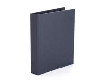 ZT7600 Album lomo plano negro Zutter