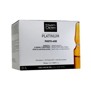 MARTIDERM PHOTO AGE 2ML 30 AMPOLLAS