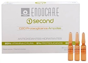 1 SECOND C20 PROTEOGLICANOS 1 ML 30 AMP