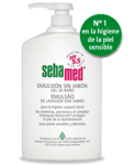 SEBAMED EMULSION GEL 1L