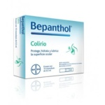 BEPANTHOL COLIRIO ESTERIL 0.5 ML 10 MONODOSIS