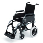 Silla Ruedas Breezy 300 - Aluminio