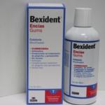 BEXIDENT ENCIAS COLUTORIO CLORHEXIDINA 0,12% 500ML.