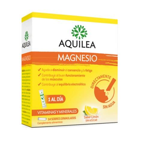AQUILEA MAGNESIO GRANULADO 14 SOBRES 3GR.