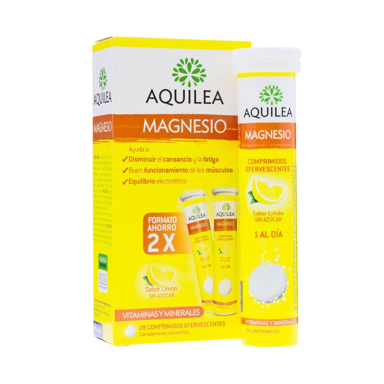 MAGNESIO AQUILEA EFERVESCENTE 28 COMP.EFERV.