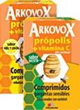 PROPOLIS + VITAMINA C 20 COMPRIMIDOS