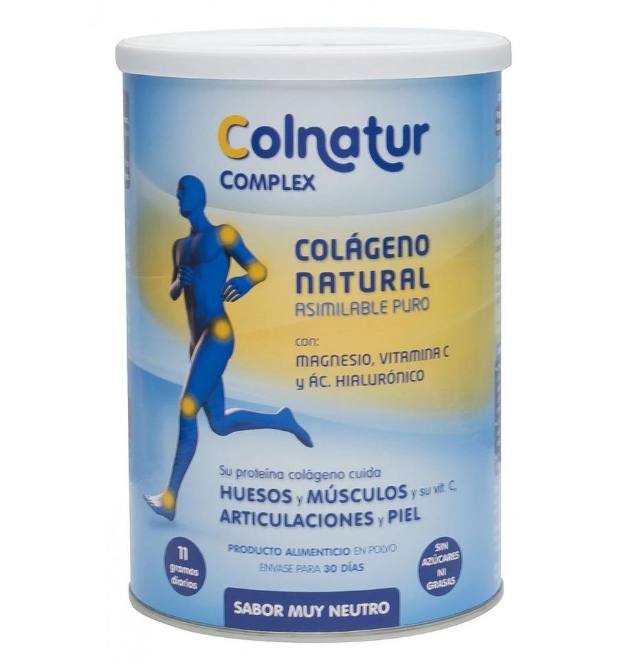COLNATUR COMPLEX COLAGENO NATURAL 300 g