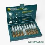 TENSAG AMPOLLAS 20 UNIDADES