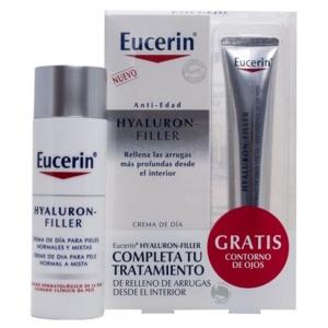 Hyaluron Filler Piel Mixta 50 mL + Contorno de Ojos 15 mL GRATIS*