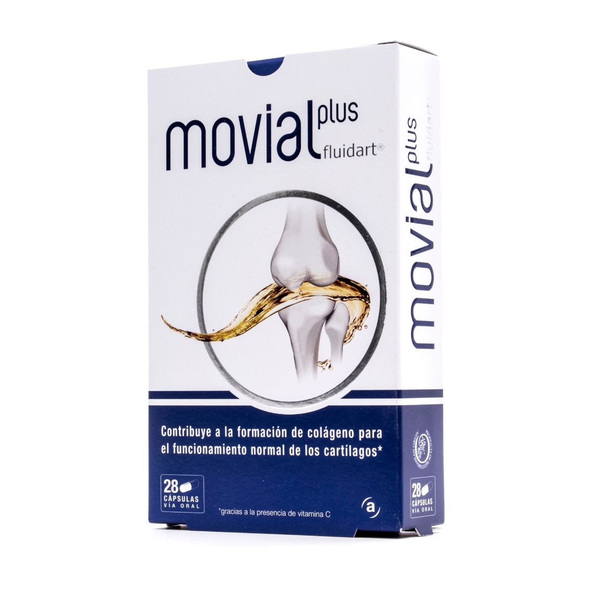 MOVIAL 30 cápsulas