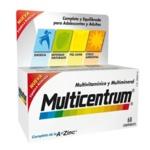 MULTICEMTRUM 60 comprimidos