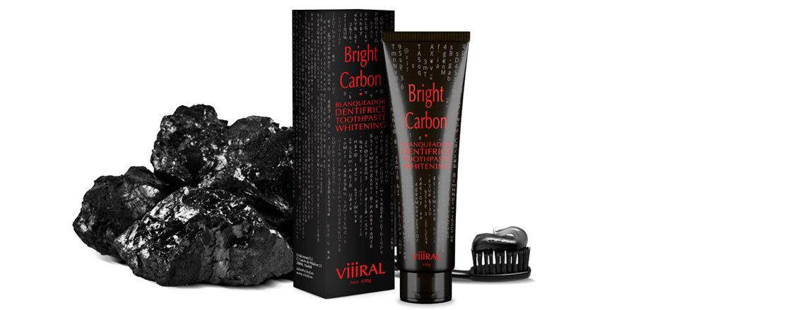 BRIGHT CARBON TOOTHPASTE